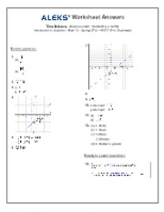 40 worksheet answers