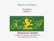 signals, Sequences and Analog, digytal Systems lecture 4 System.pdf