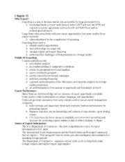 MGT 3314 Chapter 15 Outline