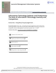 Information-Technology-Spillover-and-Productivity-The-Role-of-Information-Technology-Intensity-and-C
