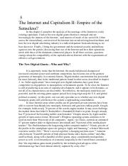 The Internet and Capitalism II- Empire of the Senseless-.pdf