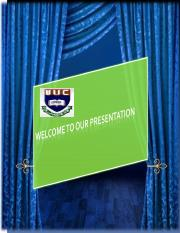 Welcome To Our Presentation_recent.ppt