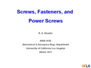 Lecture_Power_Screw_W2011