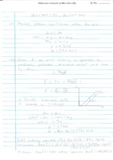 Solution to Problem Set 5