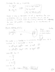 Physics 151 Notes 9-23-12