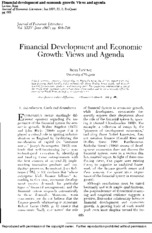 Finance-Growth (Levine-1997).pdf