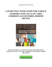connecting-with-computer-science-introduction-to-cs-by-greg-anderson-david-ferro-robert-hilton.pdf