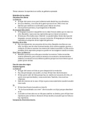 Spanish 4130 Exam 2 Study Guide