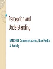 NM1101E Week 2 Lecture - Perception & Understanding.pptx