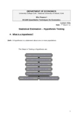 Lecture Notes_Hypothesis Testing_class