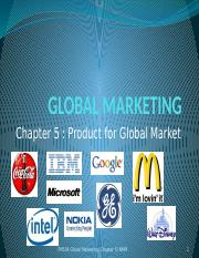 GLOBAL_MARKETING-_chap_5
