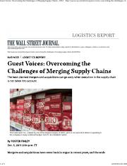 Overcoming the Challenges of Merging Supply Chains.pdf