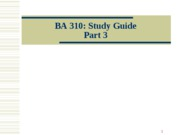 BA310%20Part%203%20Study%20Guide%20F2009