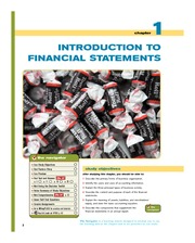 Chapter1 Introduction to Financial Statements