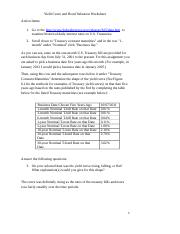 FINA301_2e2Cornett_Assignment31YieldCurveWorksheet_Revised