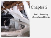 Ch2_Rocks and Minerals-part II