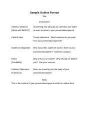 Sample Outline Format 6-19-2013 (1)