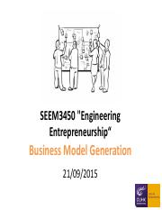 Business Model Generation PPT