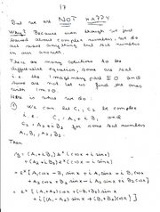 Complex Numbers 17