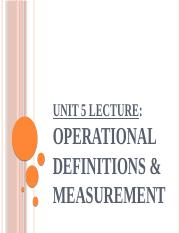 311 Unit 05 MiniLectures Operational Definitions(1) (1)