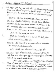 MATH 212 Assignment 10 Solutions