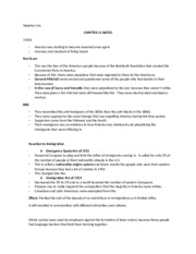 Chapter 31 Notes-BHS-Z30-SL2371