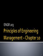 ENGR 203 Chapter 10 2015