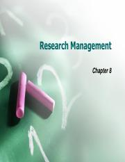 BACS2042 Chp8 Time n Risk Management student.pdf