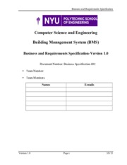 Business Requirements Specification-V1-2015-03-04