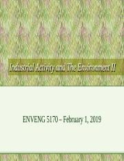 Industrial Activity and the Environment - 2-1-2019.pdf