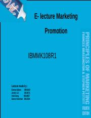 Promotion.ppt