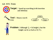 DS-chapter4(AVL Tree)
