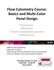 Flow Cytometry Course