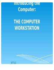 The Computer Workstation Part 1.ppt