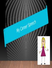 Career Speech.pptx