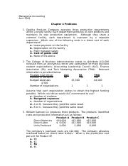 Ch 4 - Problems - Solutions (packet).doc