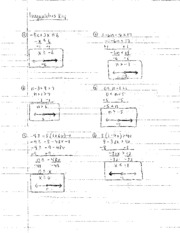greater inequality notes