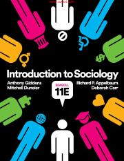 Introduction to Sociology 11E Anthony Giddens.pdf