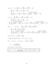 Differential Equations Lecture Work Solutions 124
