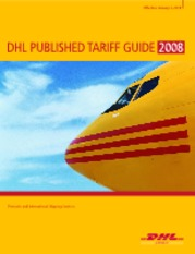 Published Tariff Guide PDF version 1 23 08