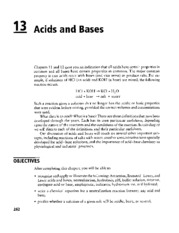Chapter 13 Acids and Bases_OCR