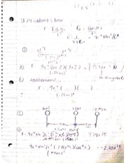 Physics 2 Collomb's Law Notes