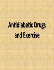 Antidiabetic Drugs and Exercise Summer 2015.pdf