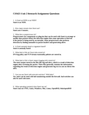 CIS425_U2_ResearchAssignment