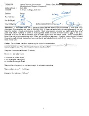 Chem 529 Midterm exam 1 fall 2014