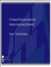 Topic 04 - Financial analysis.pdf