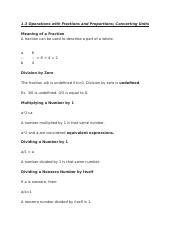 Chapter One Outline - Statistics 1.3.docx