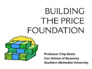 Pricing Foundations
