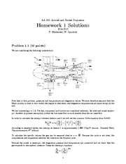 HW1+Solutions
