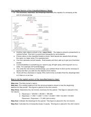 The Capital Section of the Classified Balance Sheet.pdf